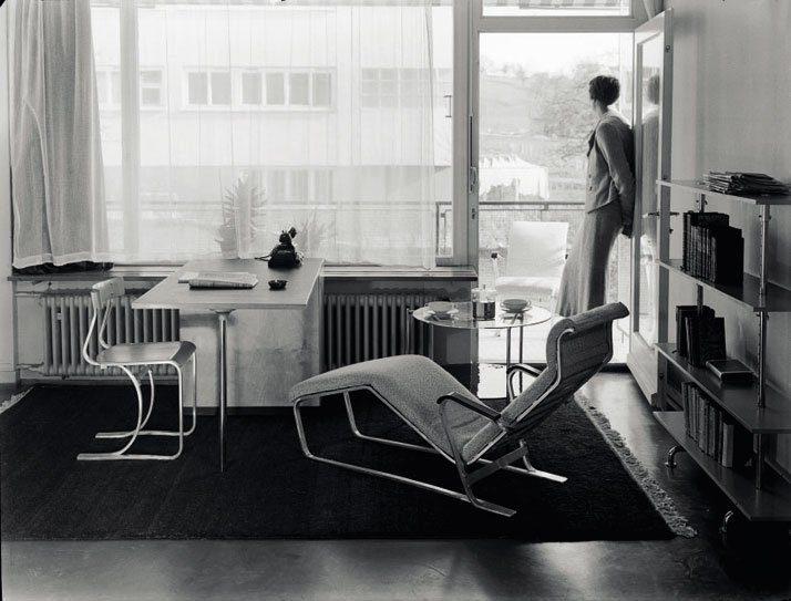 风格是一把椅子——Marcel Breuer (马歇·布劳耶 )