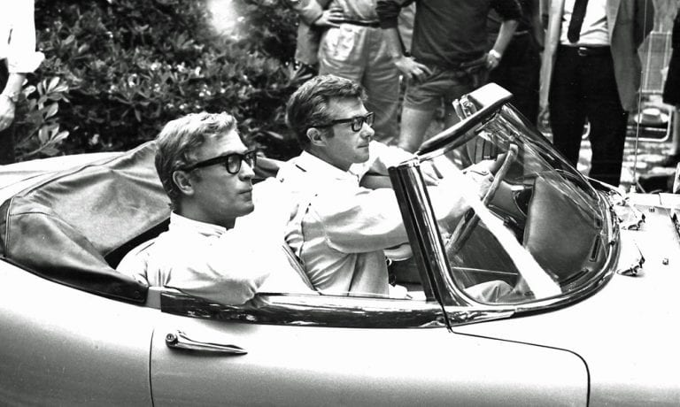 Michael Caine and Cutler & Gross (English Version)
