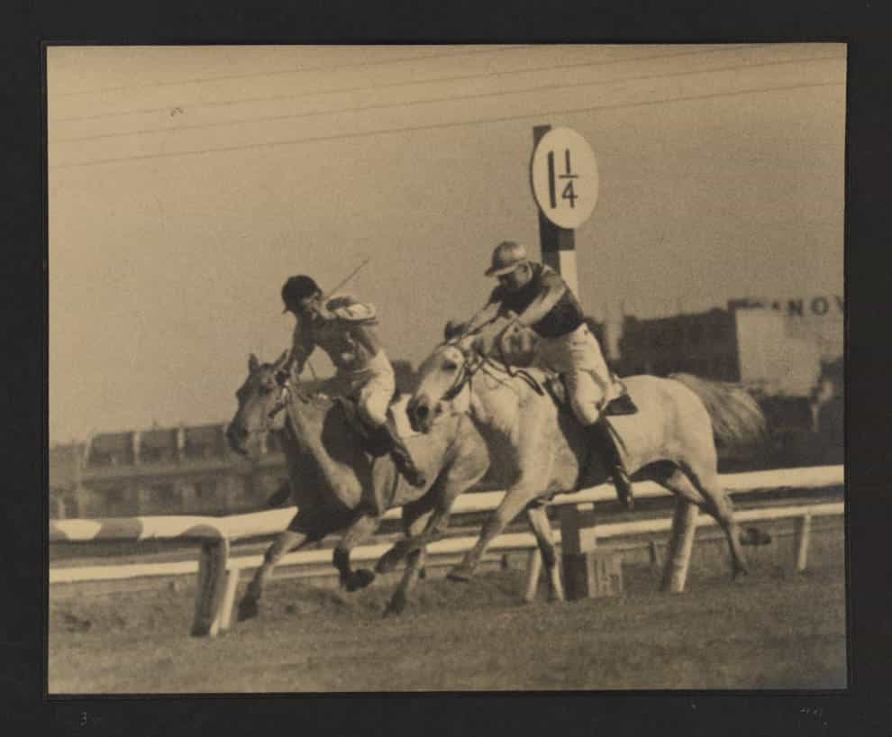 Victor Sassoon Horse Race