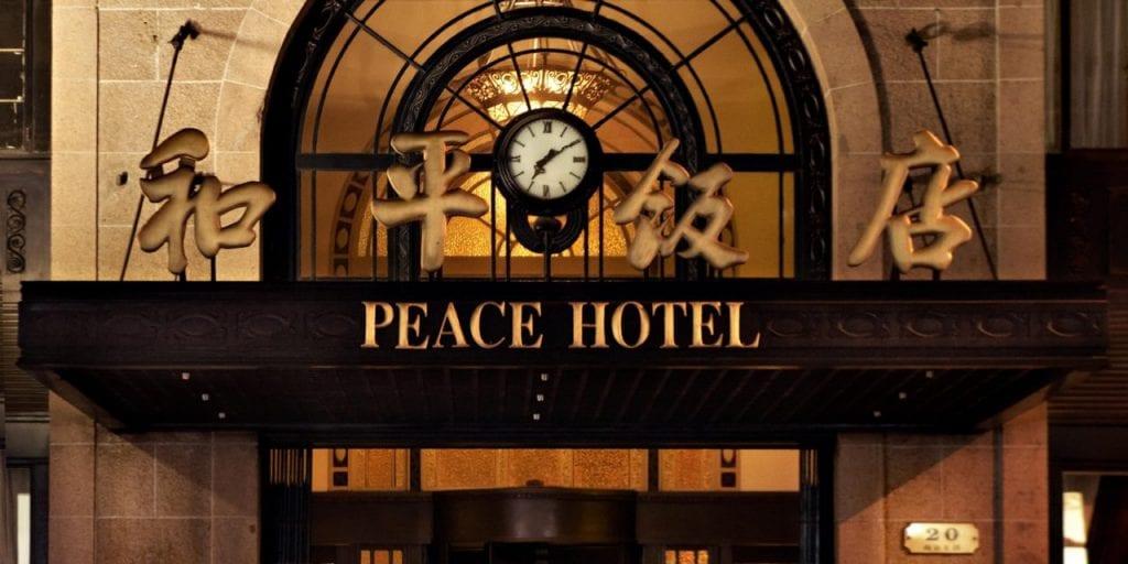 Peace Hotel, Cathay Hotel