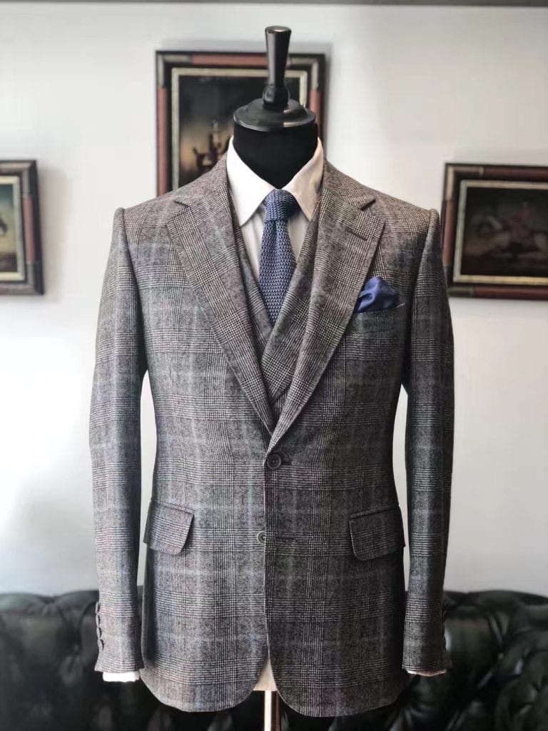 welsh and jefferies Savile Row