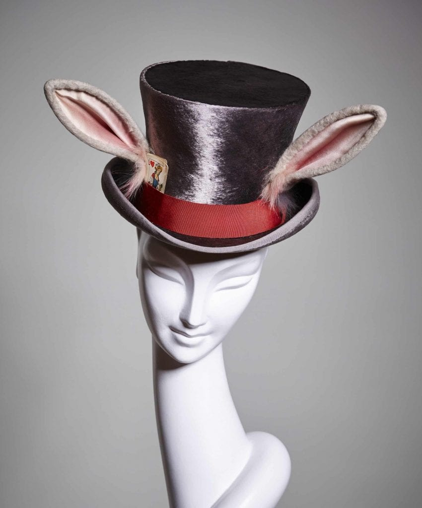 'Mad Hatter' From 2013 © Tessa Hallmann/Royal Pavilion & Museums, Brighton & Hove
