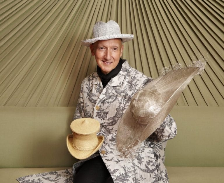 Stephen Jones — Couture Hat Designer | 高定時裝界的鬼才帽匠