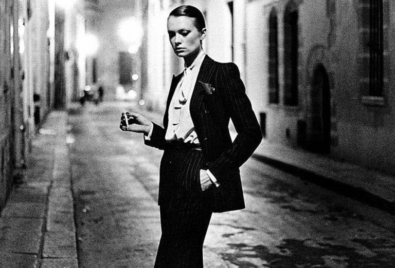YSL 圣罗兰 le Smoking吸烟装