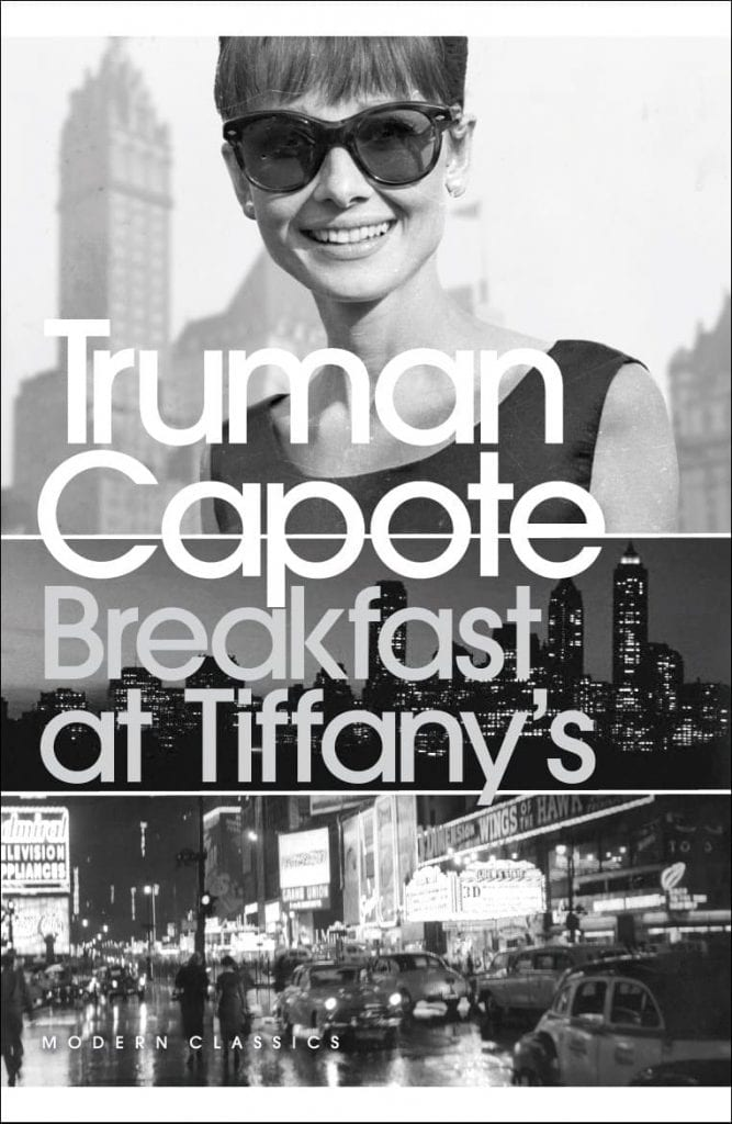 Breakfast at Tiffany's, by Truman Capote