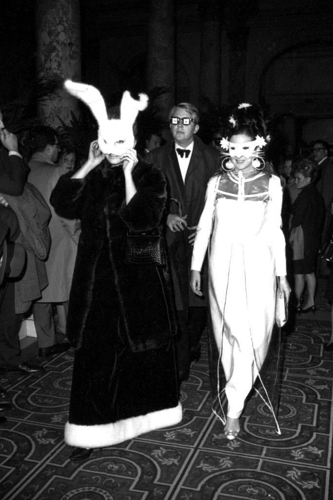 Candice Bergen, Black & White Ball, Ray Scotty Morris.