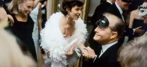 Truman Capote in Black & White Ball, Photo by Elliott Erwitt