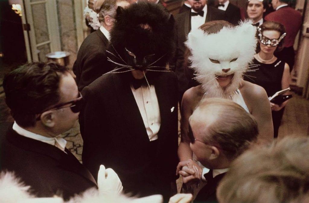 Black & White Ball, Truman Capote