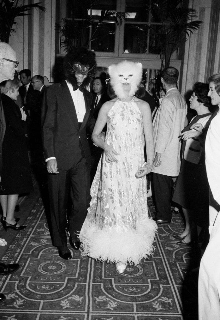 Oscar de la Renta , Black & White Ball