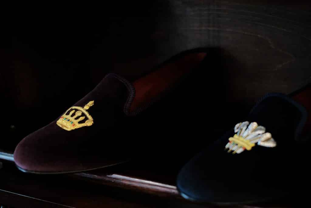 Tricker's Slippers by AGNES' SELECT