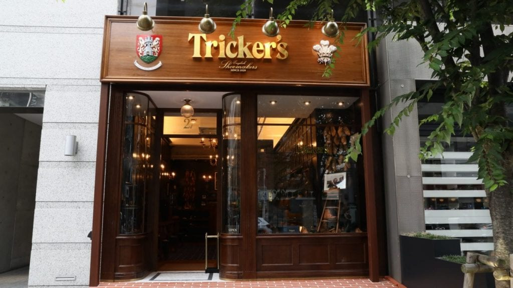 Tricker's Aoyama by AGNES' SELECT