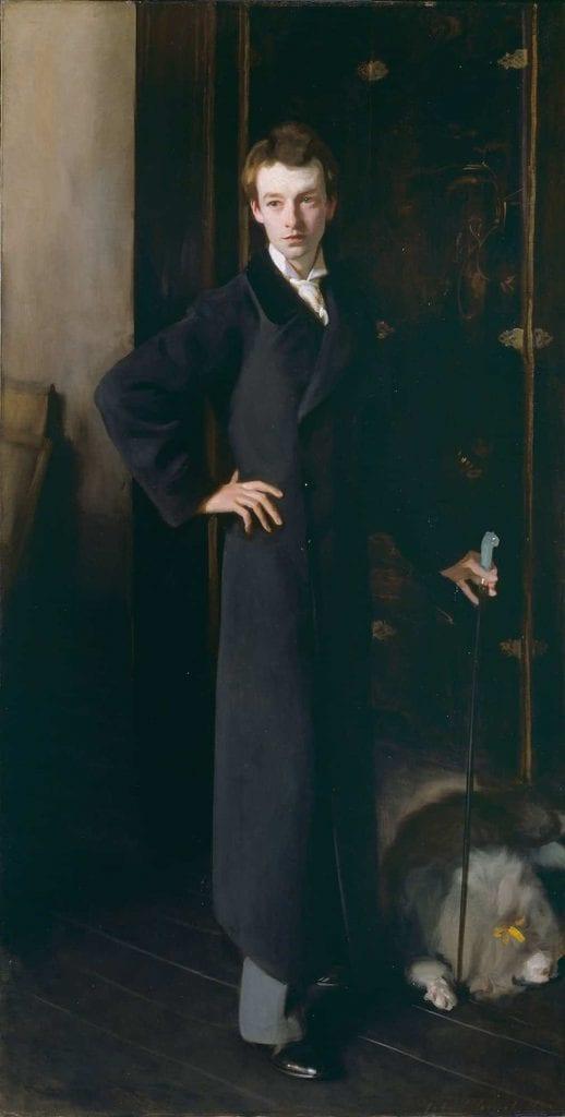 John Singer Sargent,W. Graham Robertson, 1894 Photo: Courtesy of Tate, London