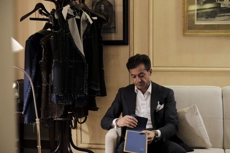 Pino Peluso | 皮諾·佩盧索 — 那不勒斯青年裁縫大師