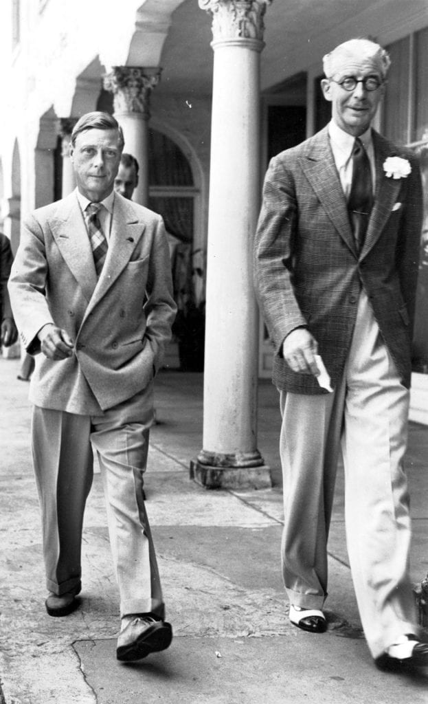 Duke of Windsor Drape